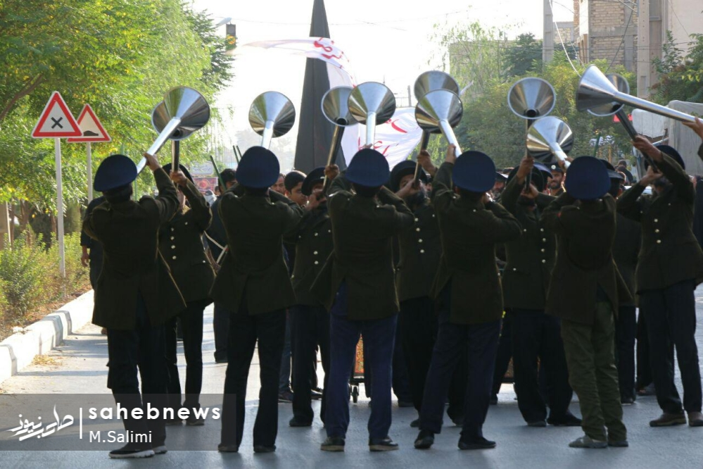 محرم - خمینی شهر - اصفهان - کاروان (10)