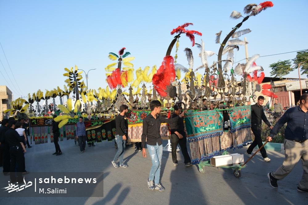 محرم - خمینی شهر - اصفهان - کاروان (11)
