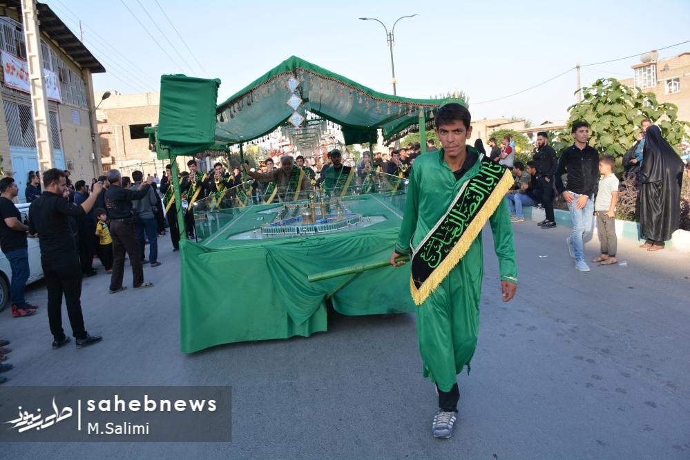 محرم - خمینی شهر - اصفهان - کاروان (13)