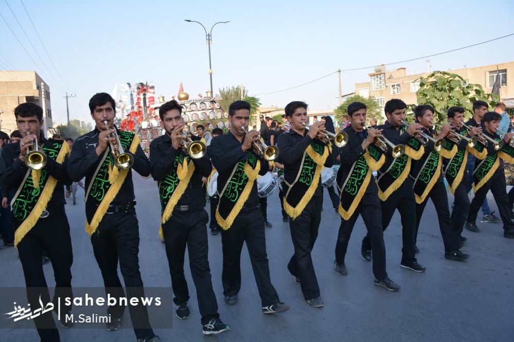 محرم - خمینی شهر - اصفهان - کاروان (14)