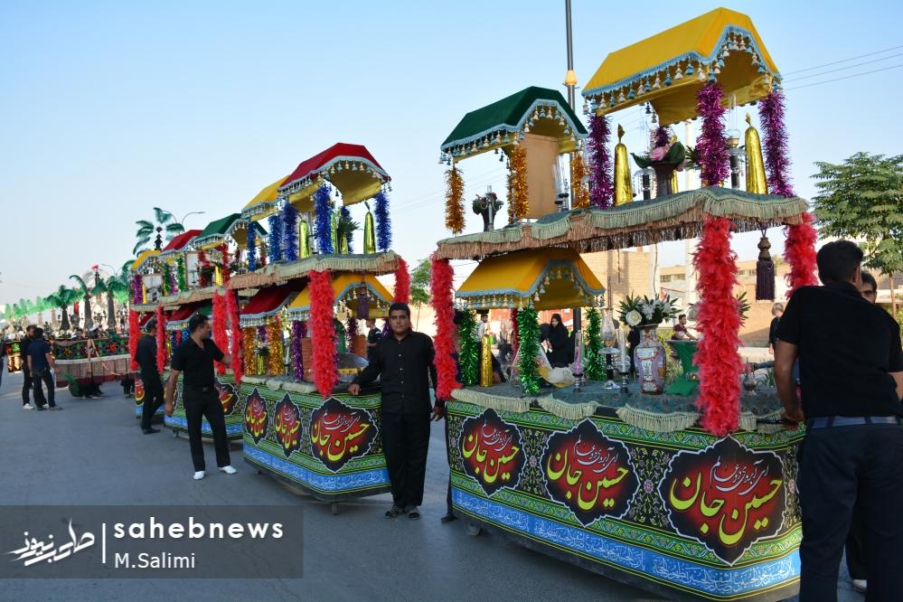 محرم - خمینی شهر - اصفهان - کاروان (26)