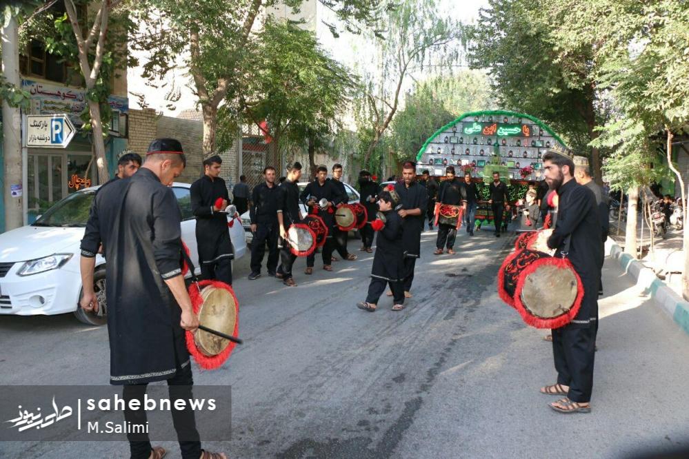 محرم - خمینی شهر - اصفهان - کاروان (45)