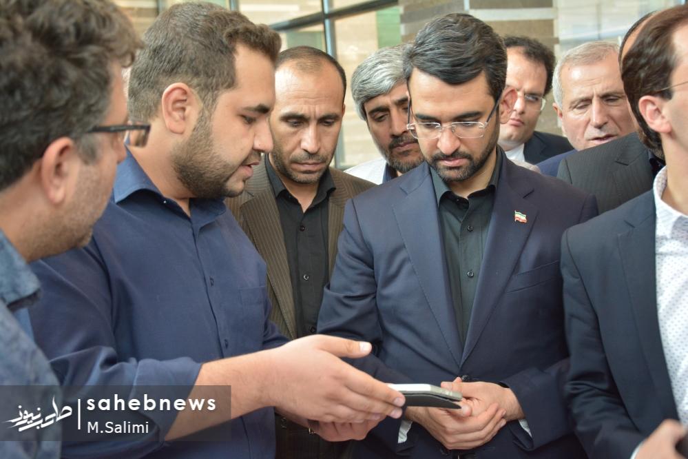وزیر ارتباطات - خمینی شهر (11)