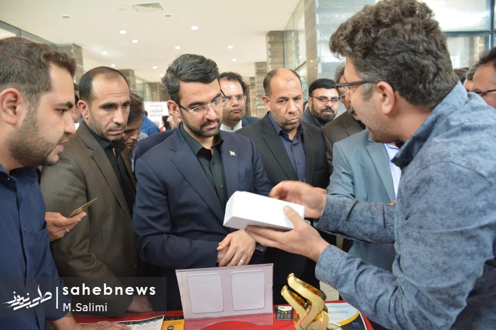 وزیر ارتباطات - خمینی شهر (12)