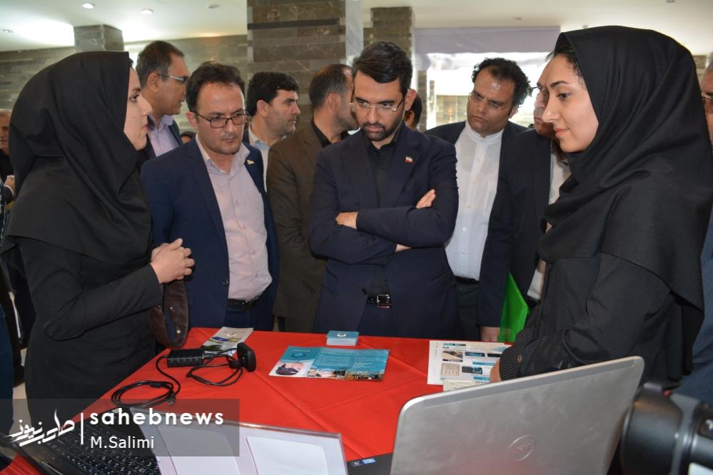 وزیر ارتباطات - خمینی شهر (20)