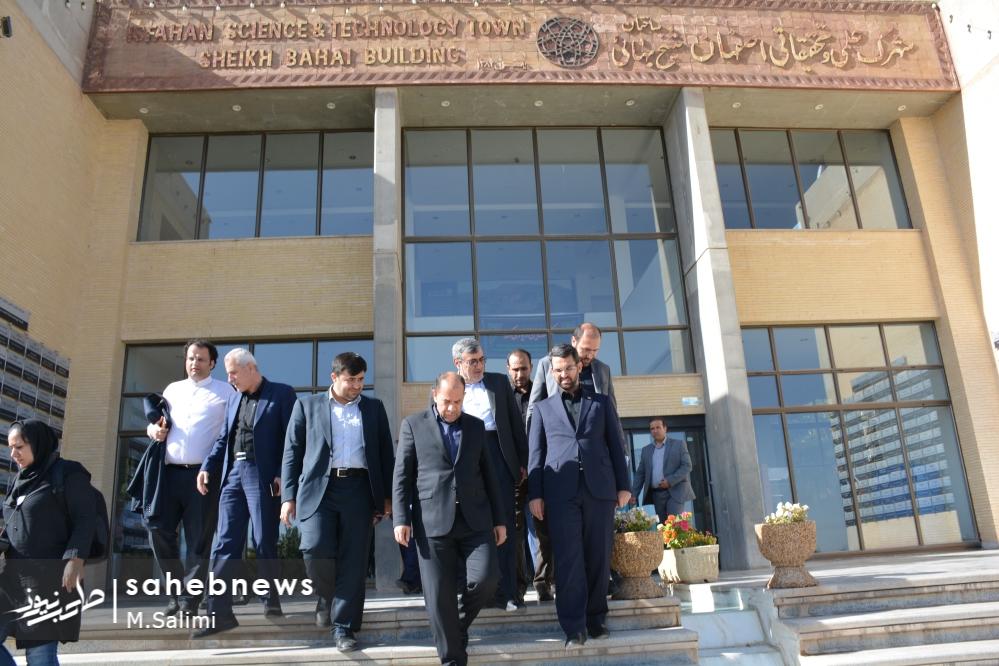 وزیر ارتباطات - خمینی شهر (6)