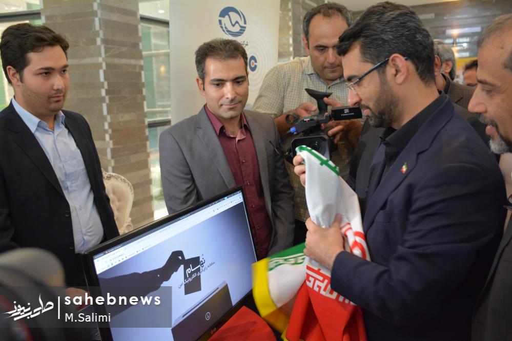 وزیر ارتباطات - خمینی شهر (8)