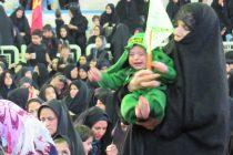 شیرخوارگان حسینی در اردستان