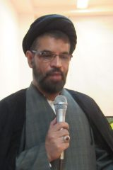 حجت الاسلام حیدری تبلیغات اسلامی اردستان