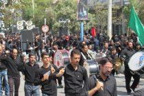 روز عاشورا در اردستان