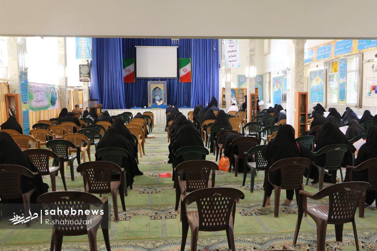 مسابقه مفاهیم قرآنی اصفهان (1)