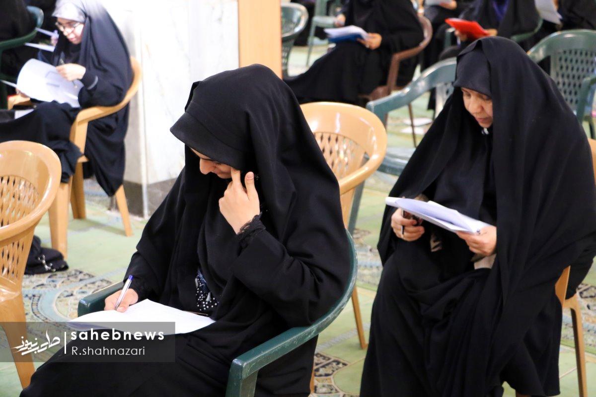 مسابقه مفاهیم قرآنی اصفهان (2)
