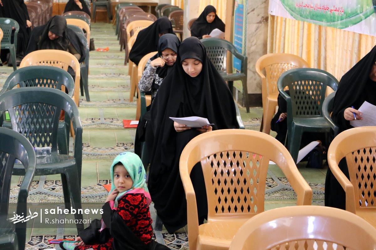 مسابقه مفاهیم قرآنی اصفهان (4)