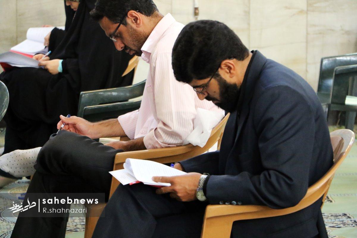 مسابقه مفاهیم قرآنی اصفهان (6)