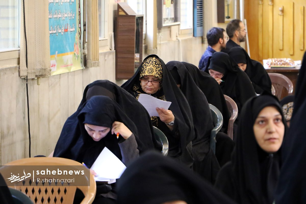 مسابقه مفاهیم قرآنی اصفهان (9)