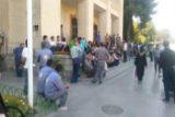 اعتراض کارگران سازمان عمران