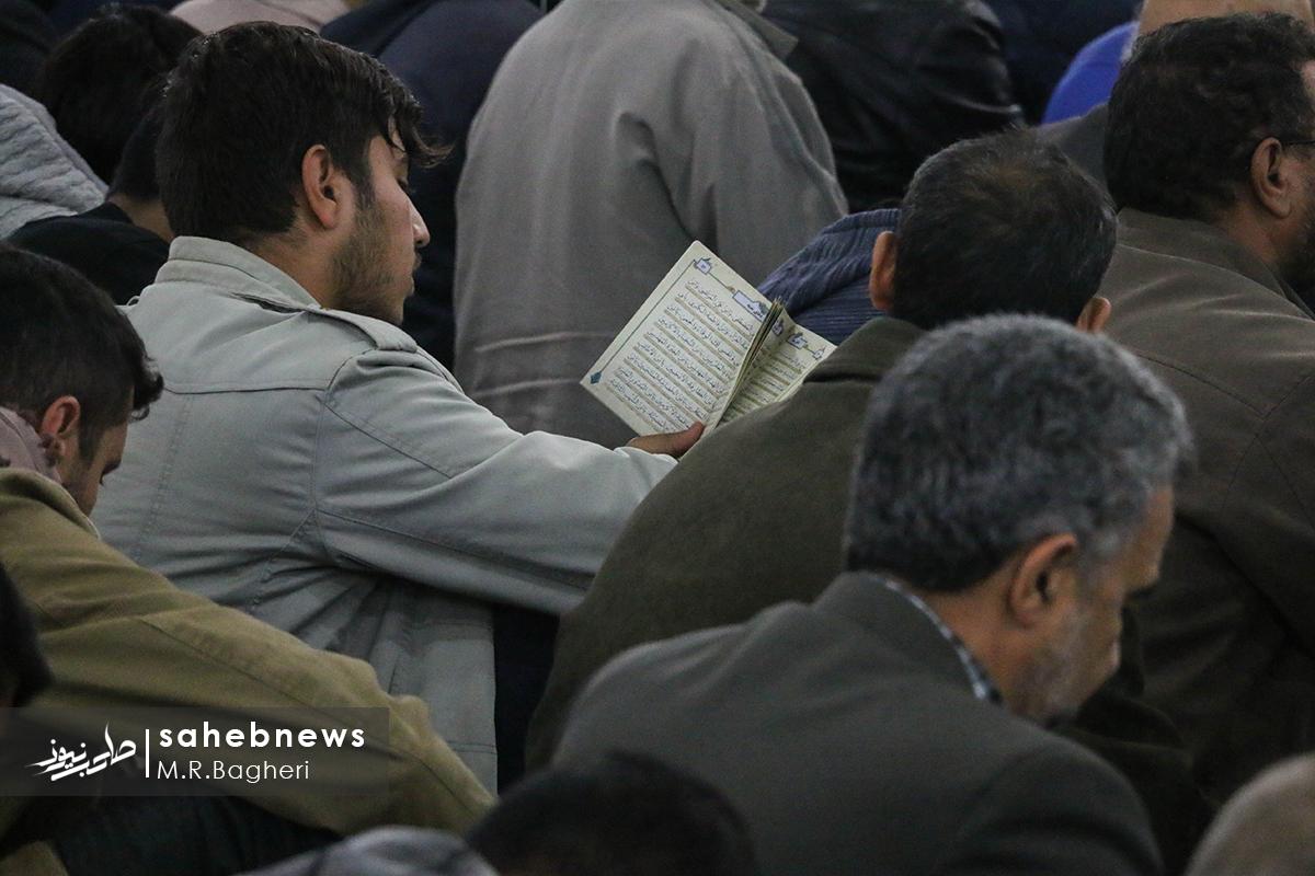 دعای ندبه در اصفهان (11)