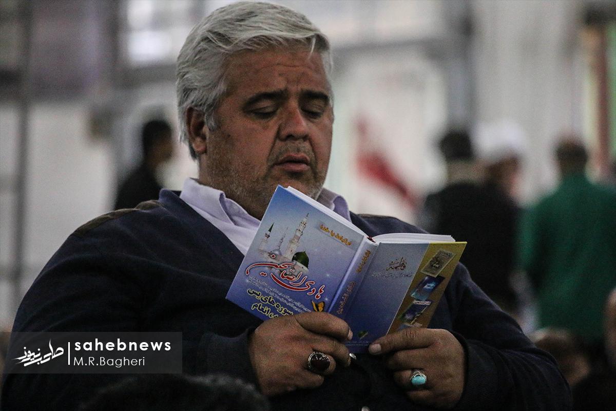 دعای ندبه در اصفهان (16)