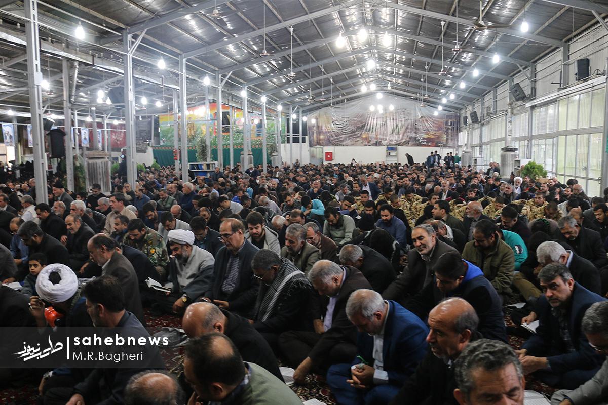 دعای ندبه در اصفهان (17)