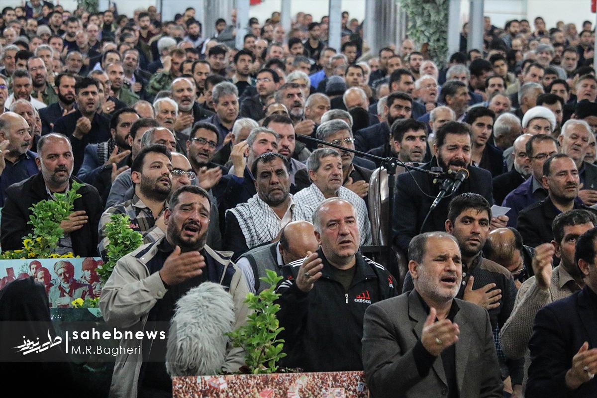 دعای ندبه در اصفهان (24)