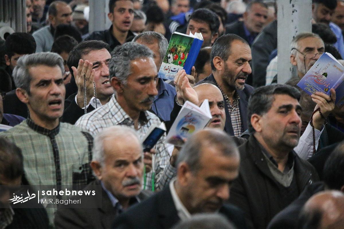 دعای ندبه در اصفهان (3)