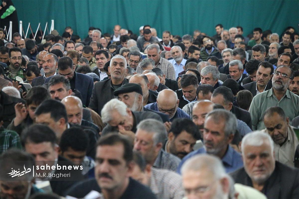 دعای ندبه در اصفهان (30)
