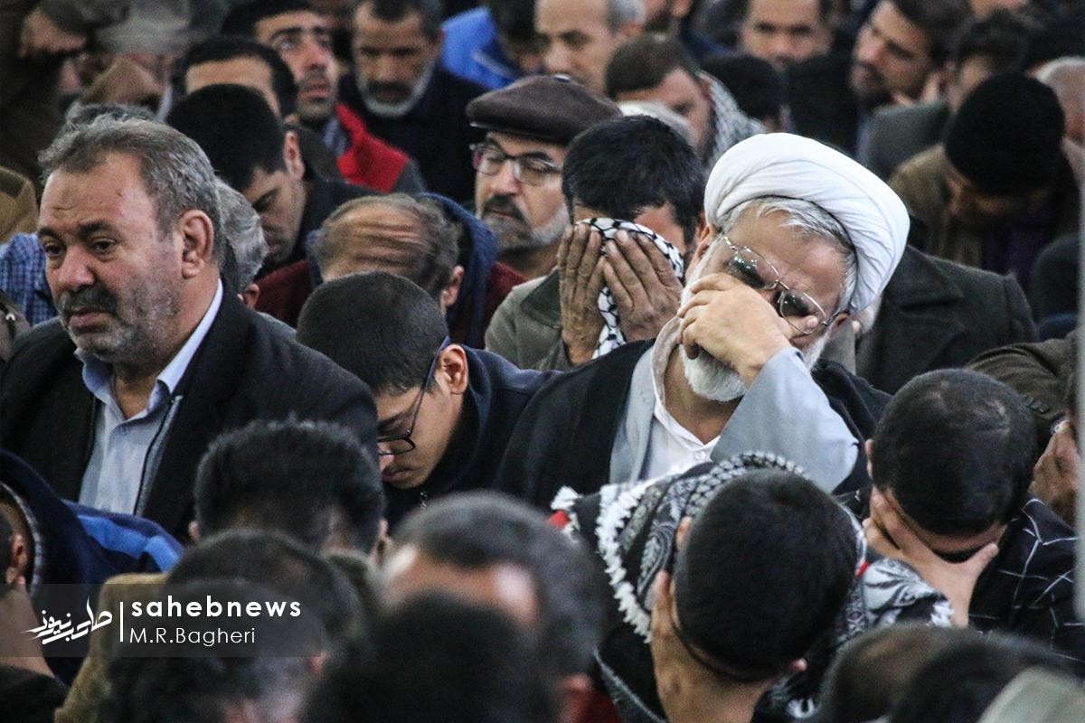 دعای ندبه در اصفهان (6)