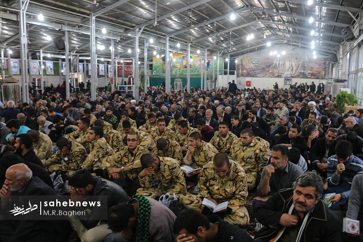 دعای ندبه در اصفهان (7)