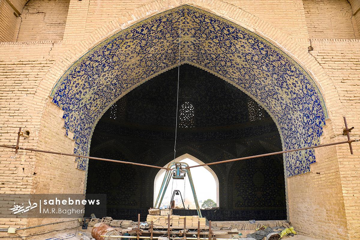 مسجد امام اصفهان (15)