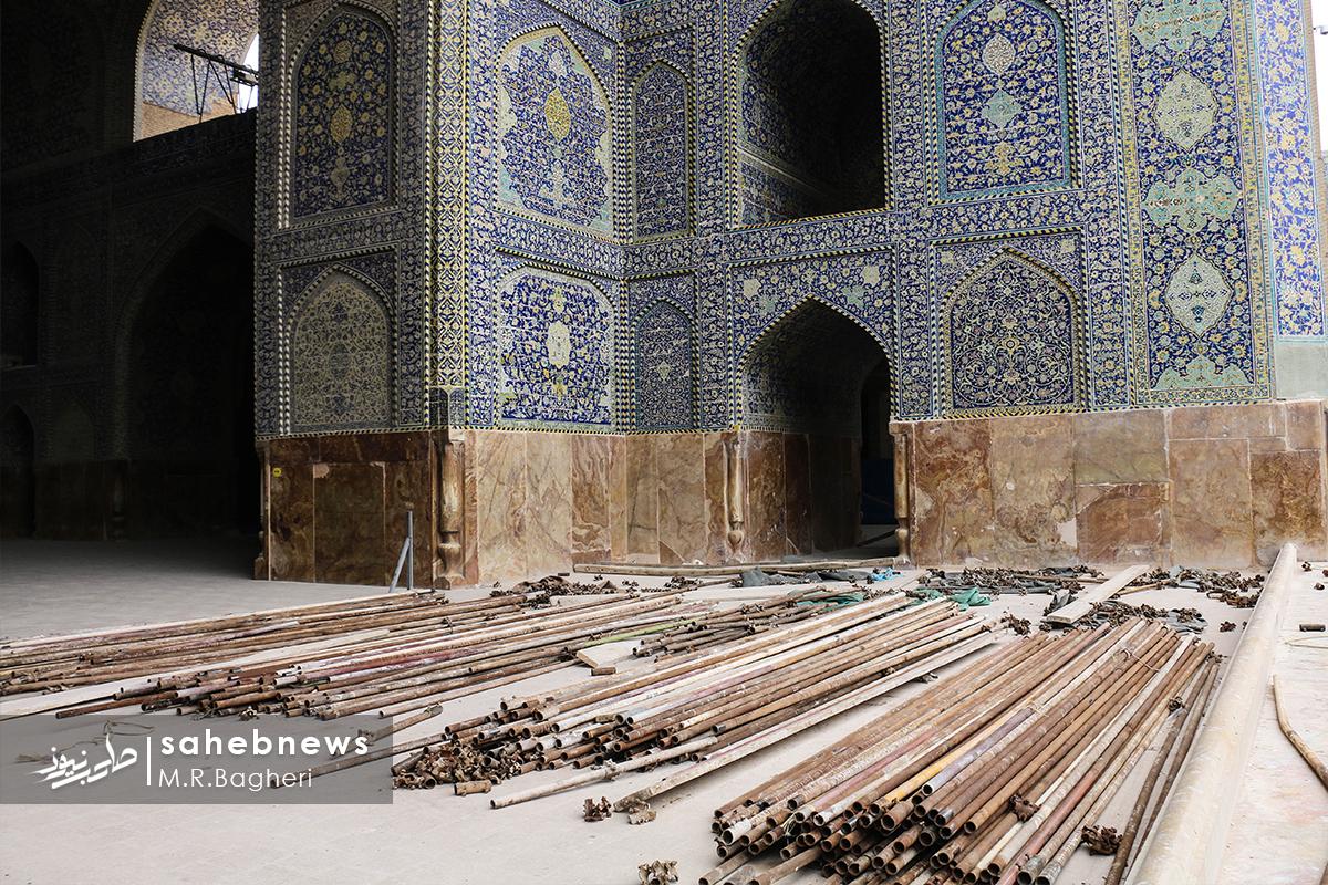مسجد امام اصفهان (3)