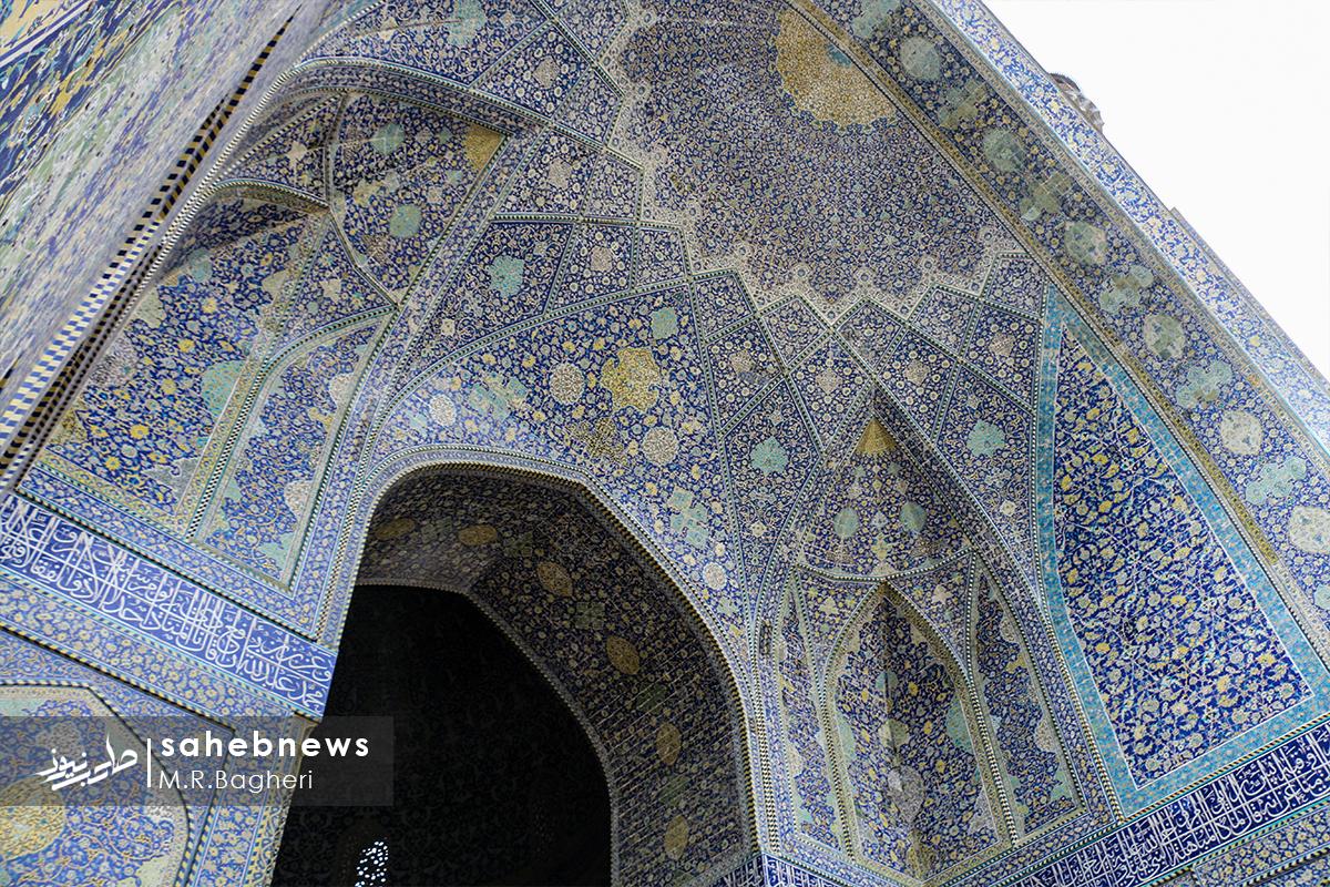 مسجد امام اصفهان (4)