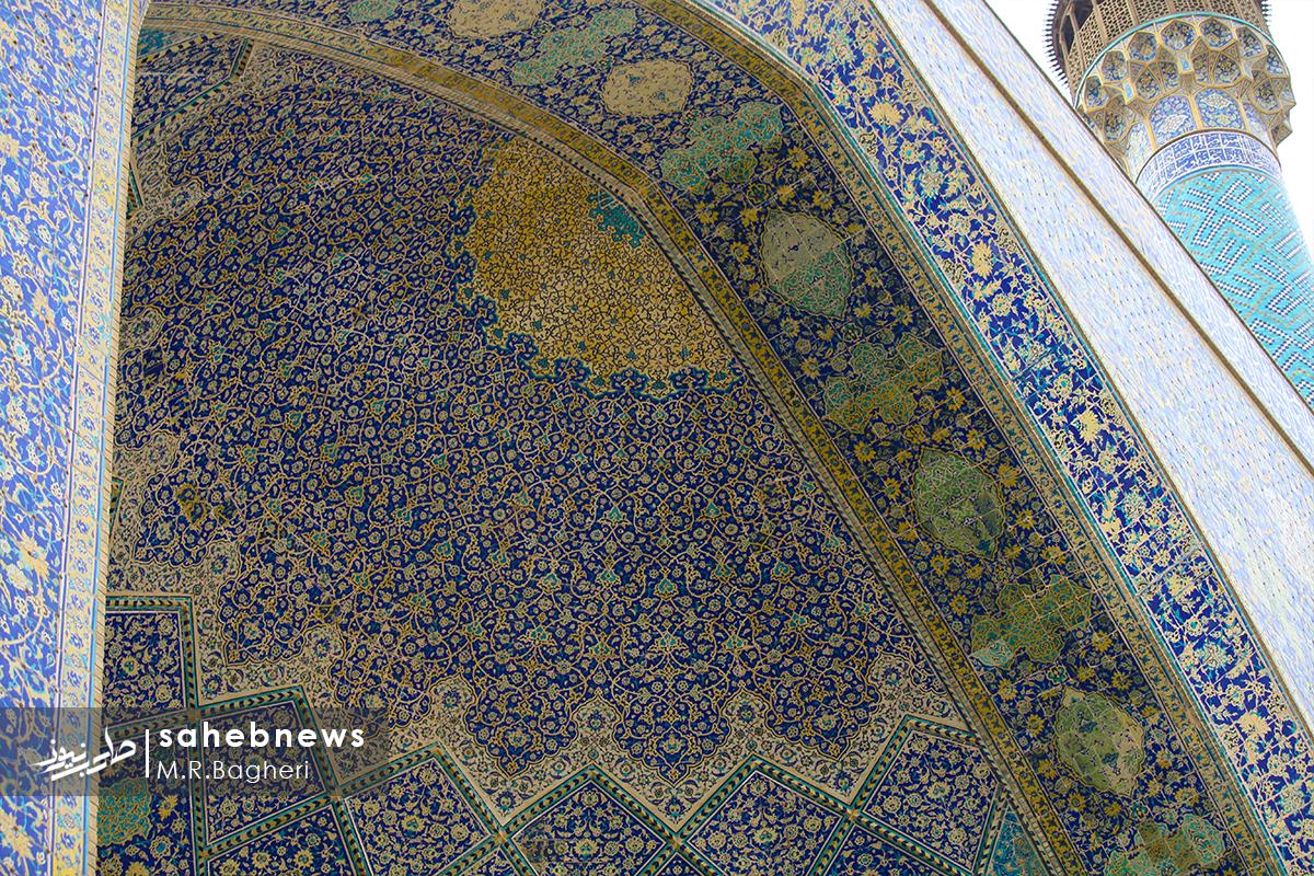 مسجد امام اصفهان (5)