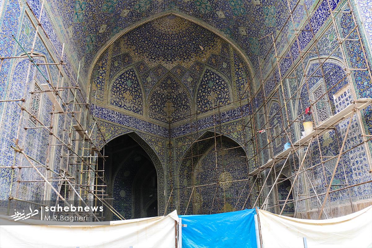 مسجد امام اصفهان (8)