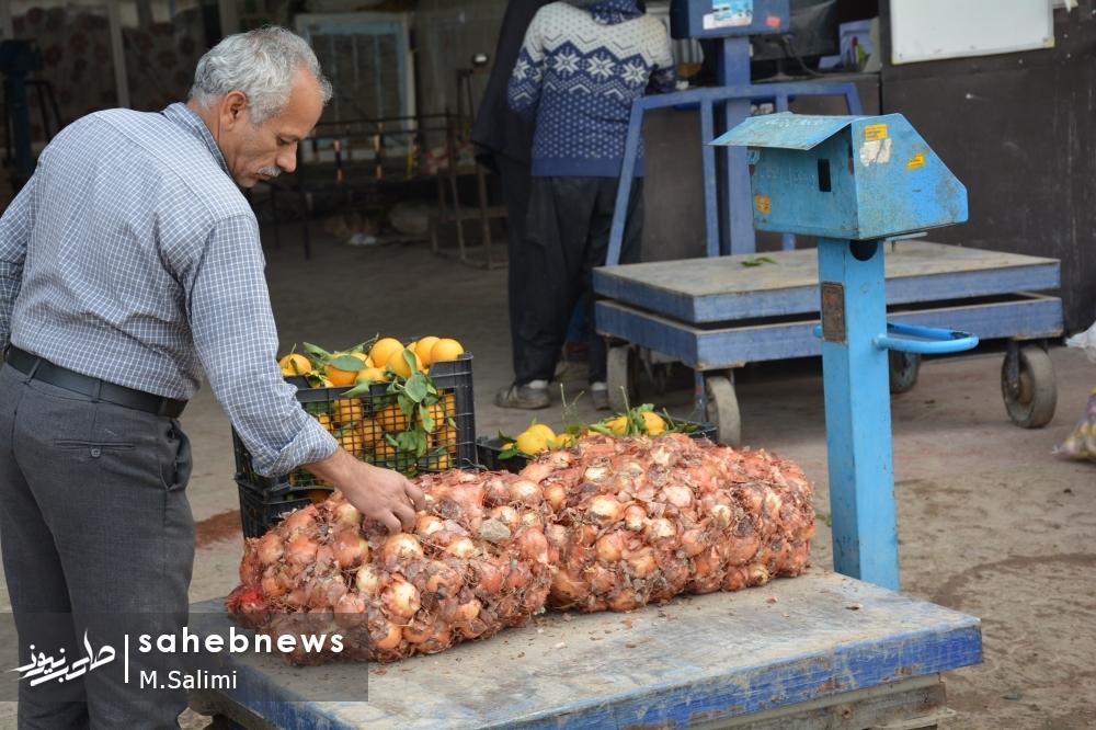 خمینی شهر - بازار میوه و تره بار (12)