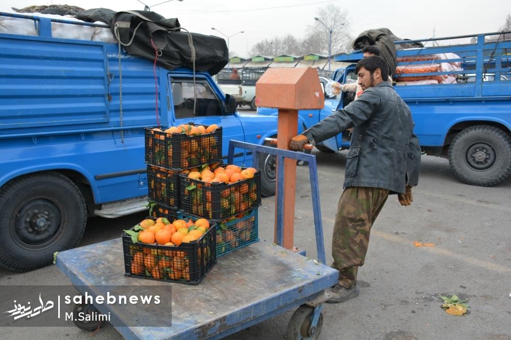 خمینی شهر - بازار میوه و تره بار (16)