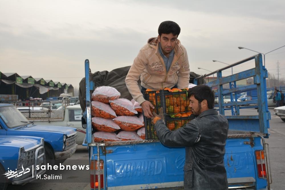خمینی شهر - بازار میوه و تره بار (17)
