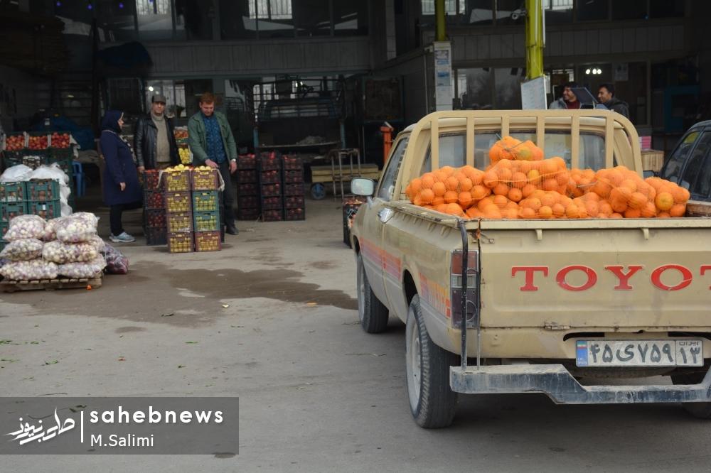 خمینی شهر - بازار میوه و تره بار (24)