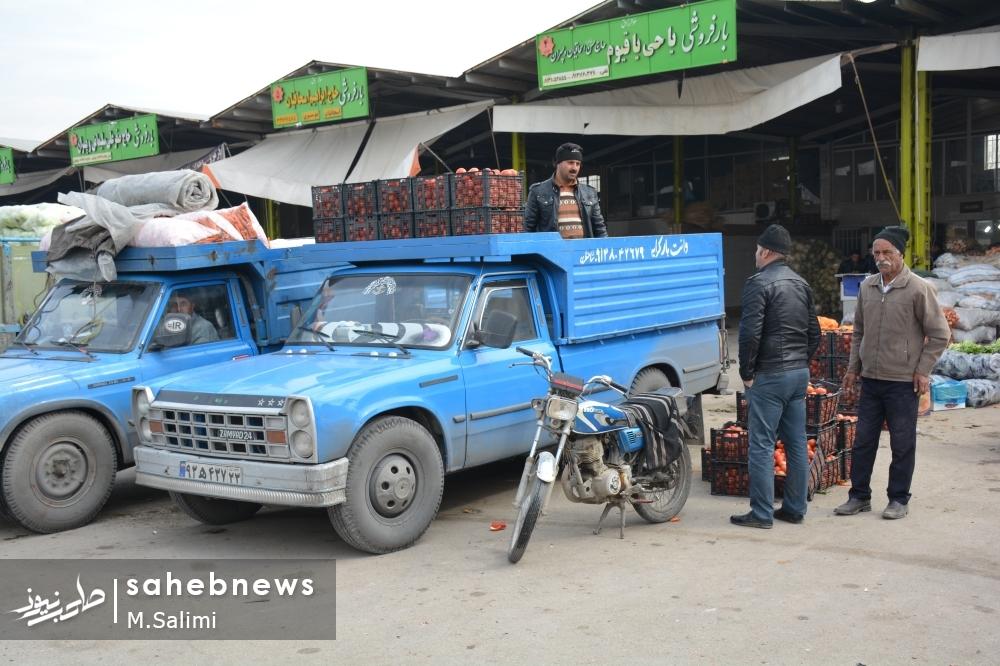 خمینی شهر - بازار میوه و تره بار (32)