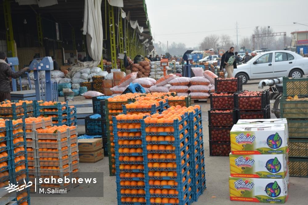 خمینی شهر - بازار میوه و تره بار (33)