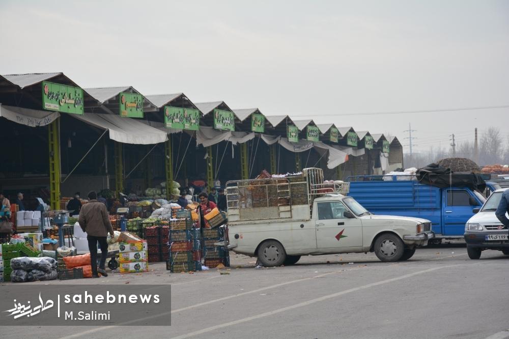 خمینی شهر - بازار میوه و تره بار (34)