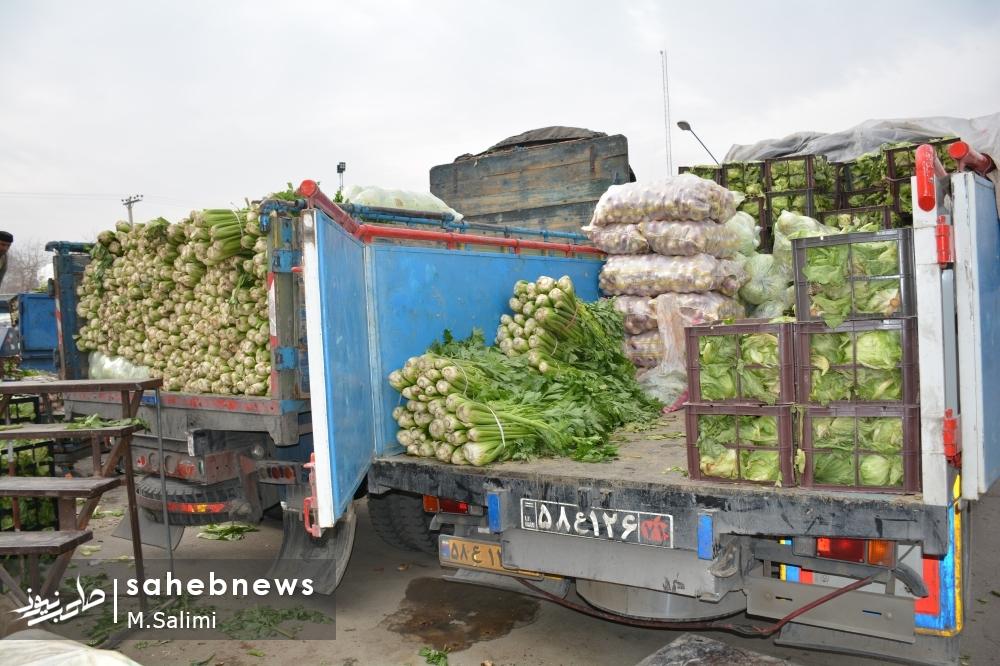 خمینی شهر - بازار میوه و تره بار (38)