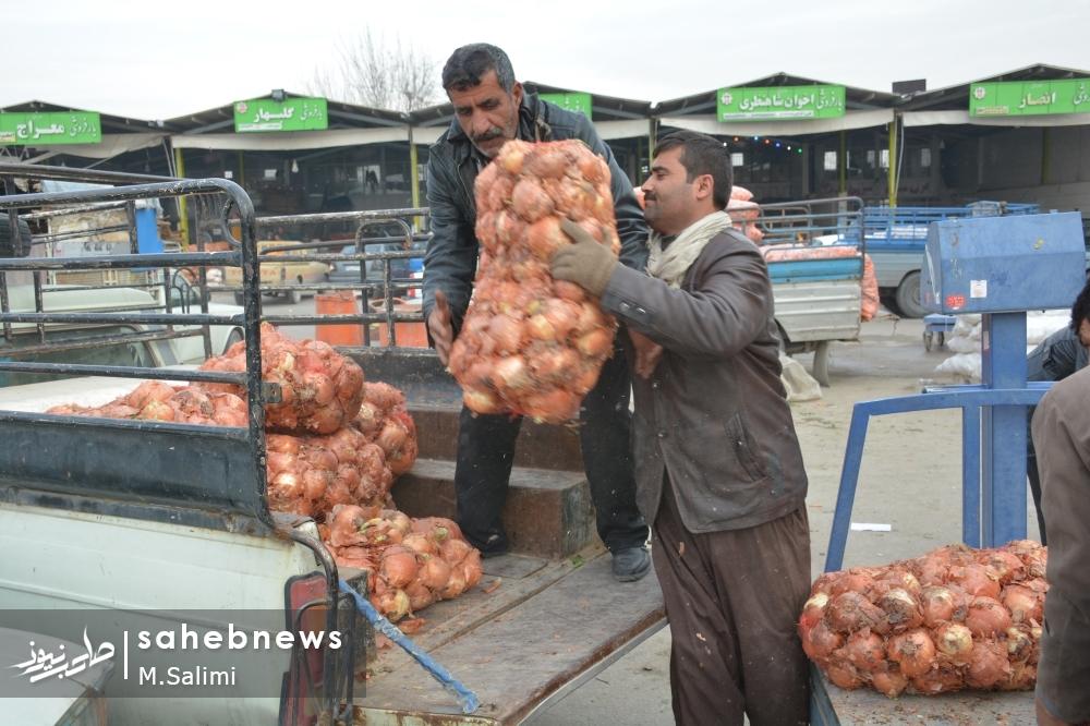 خمینی شهر - بازار میوه و تره بار (39)