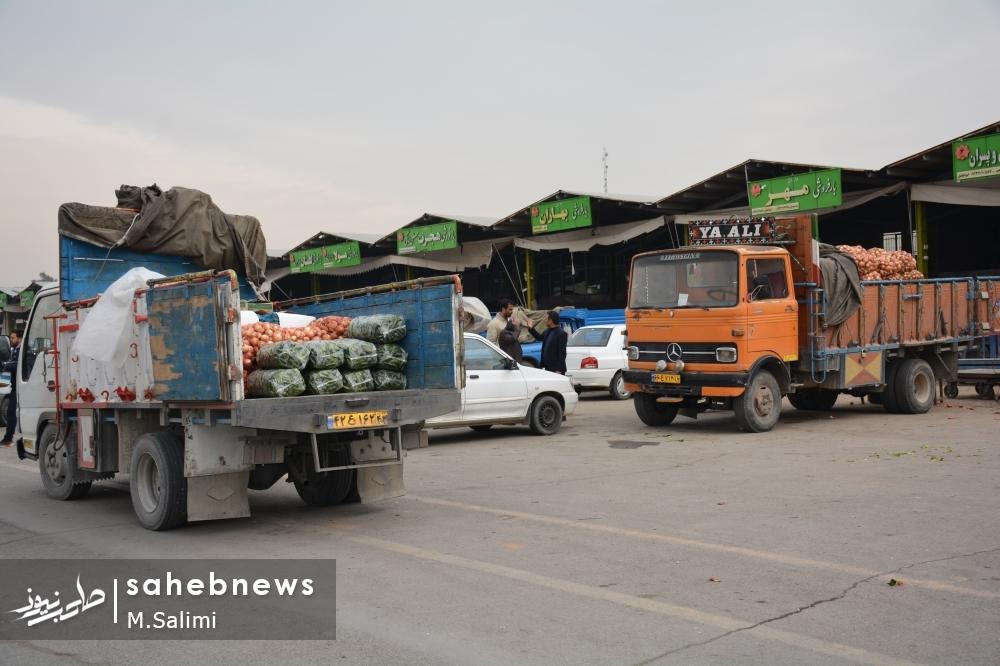 خمینی شهر - بازار میوه و تره بار (40)