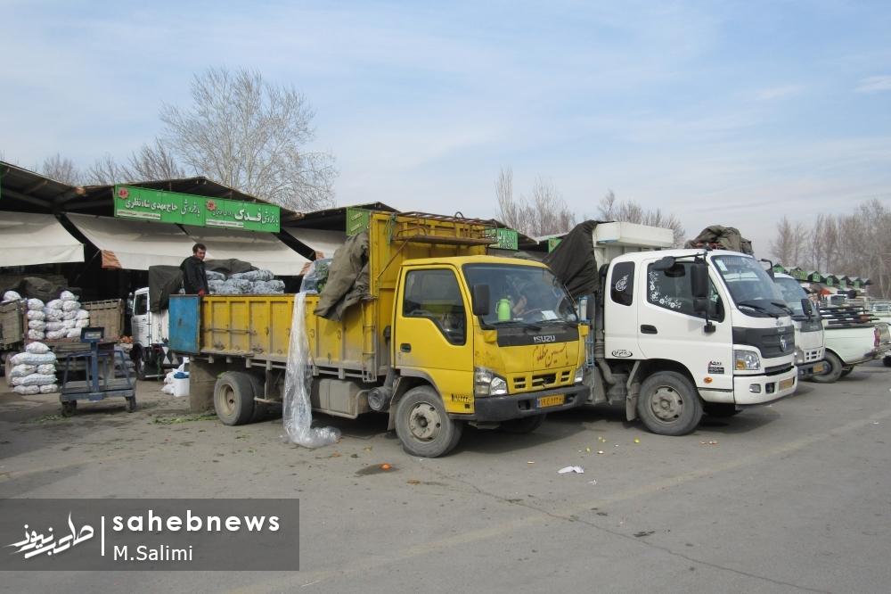 خمینی شهر - بازار میوه و تره بار (43)