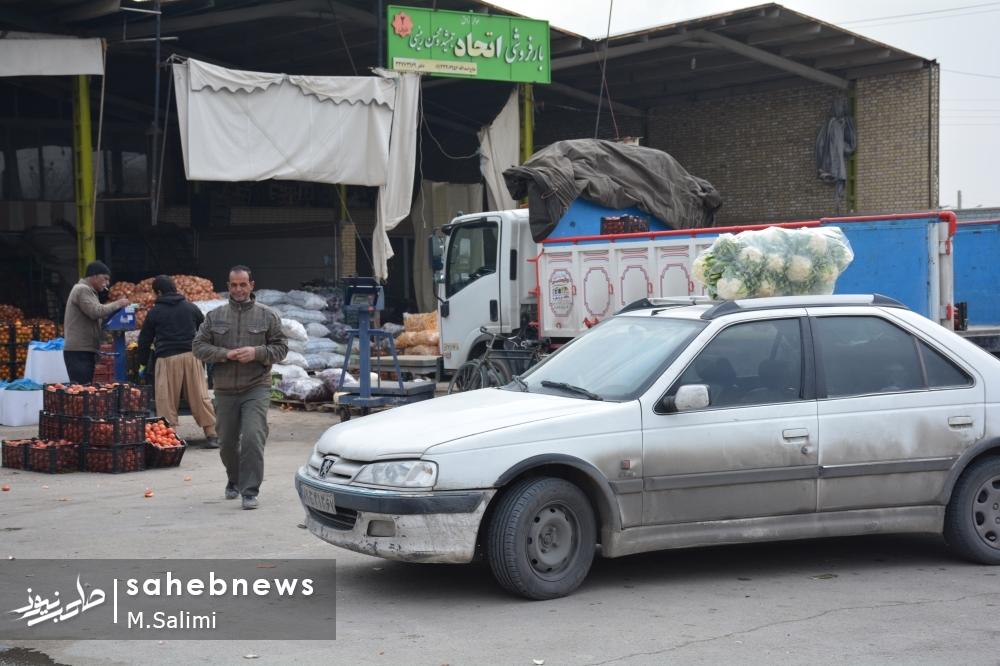 خمینی شهر - بازار میوه و تره بار (45)