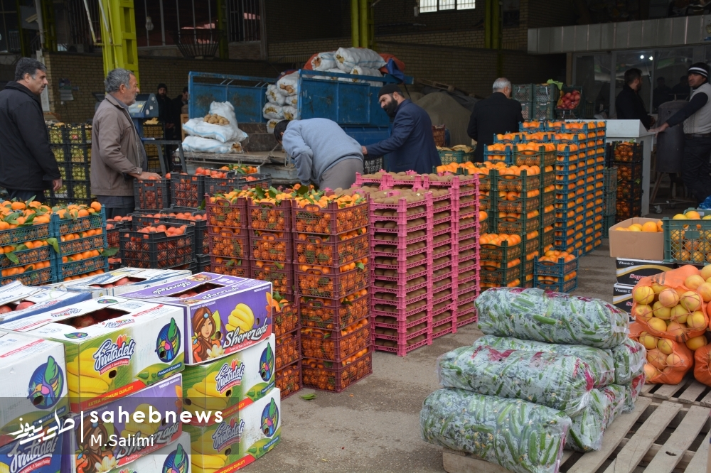 خمینی شهر - بازار میوه و تره بار (7)
