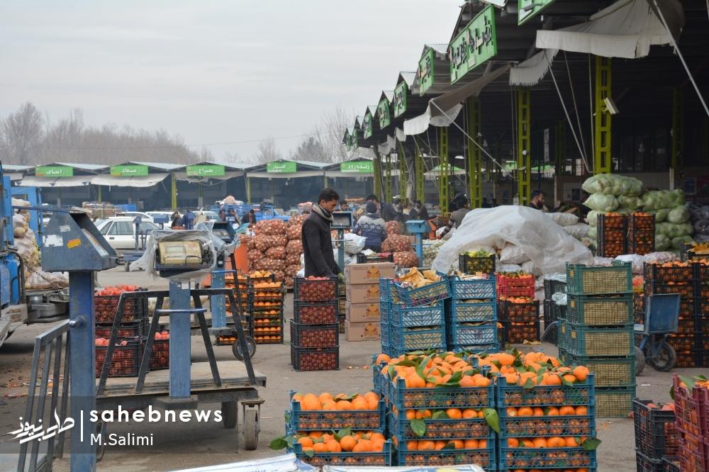 خمینی شهر - بازار میوه و تره بار (9)