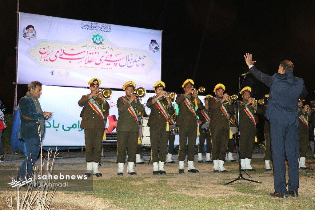 نورافشانی 22 بهمن اصفهان (5)