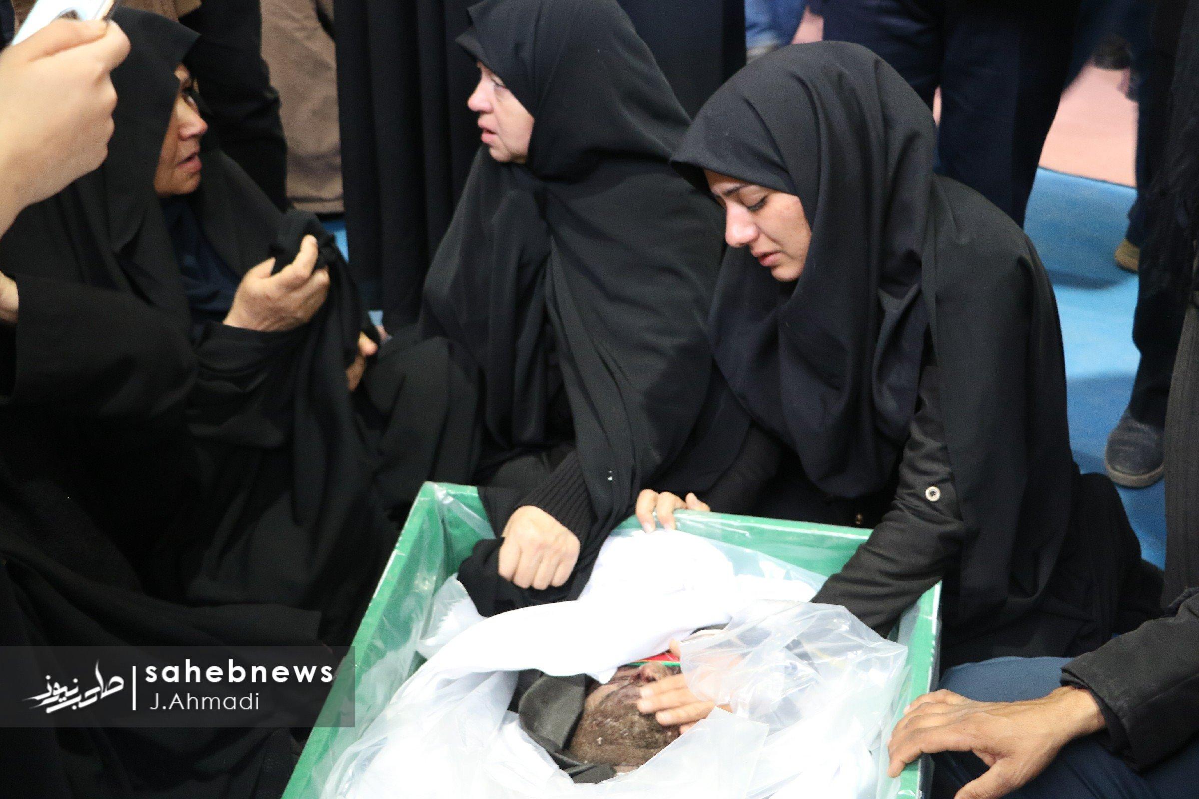 27 شهید حادثه تروریستی اصفهان (10)