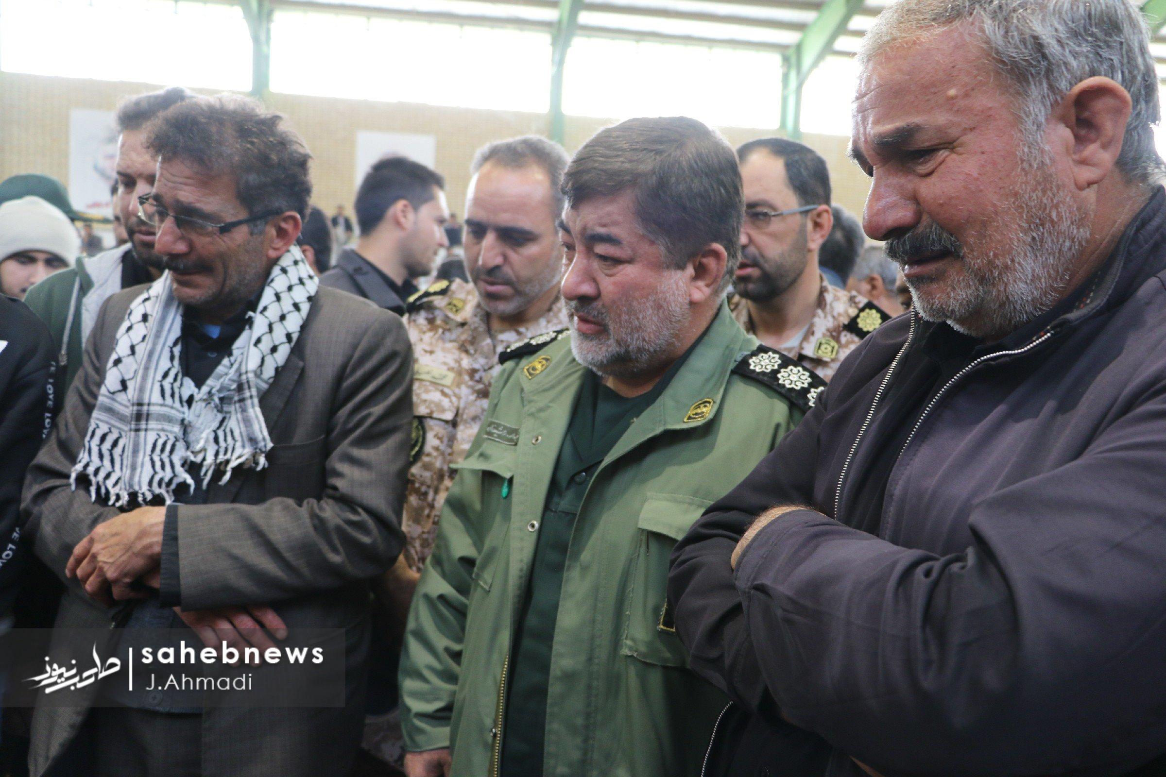 27 شهید حادثه تروریستی اصفهان (11)